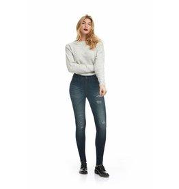 Yoga Jeans Yoga Jeans Denim Dark Blue Rachel Classic Rise Skinny SWP1750