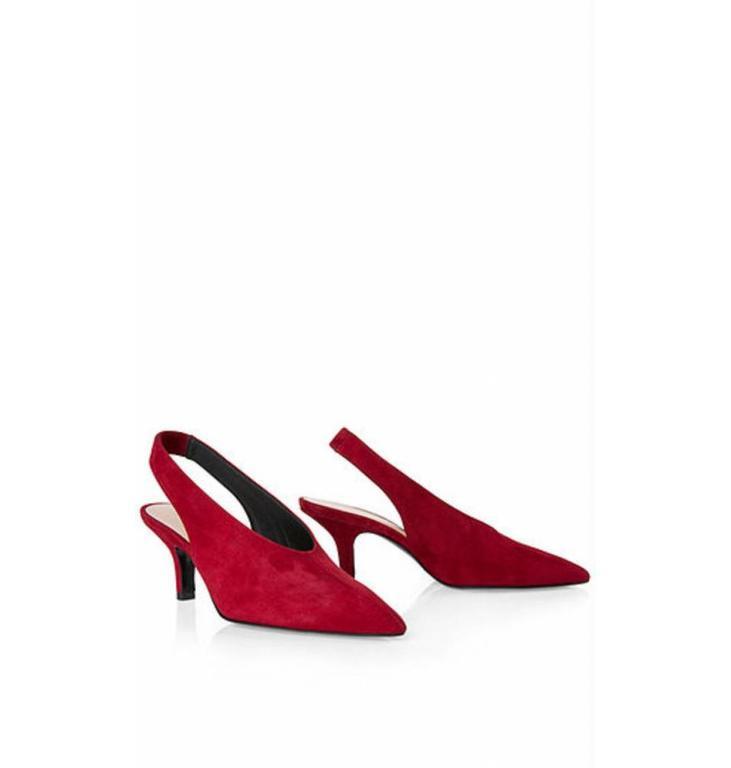 Marc Cain Bags & Shoes Marc Cain Bags & Shoes Red Pumps KBSD18