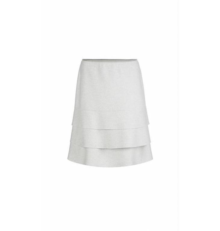 Marc Cain Collections Marc Cain Collections Grey Skirt KC7154