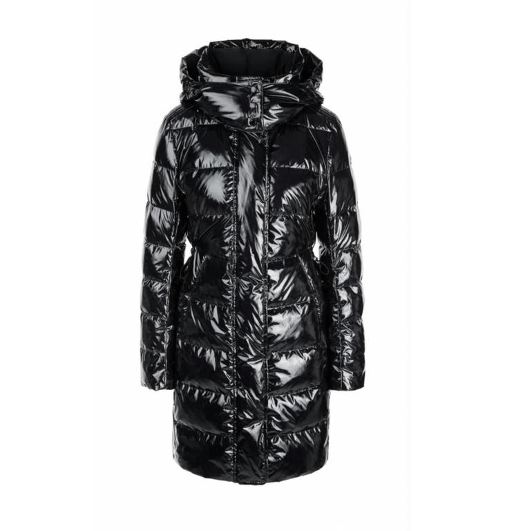 Marc Cain Marc Cain Black Coat KS1104
