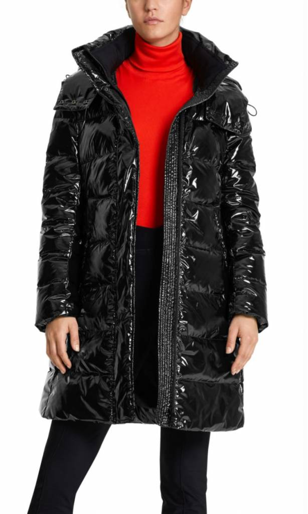 Marc Cain Sports Black Coat KS1104