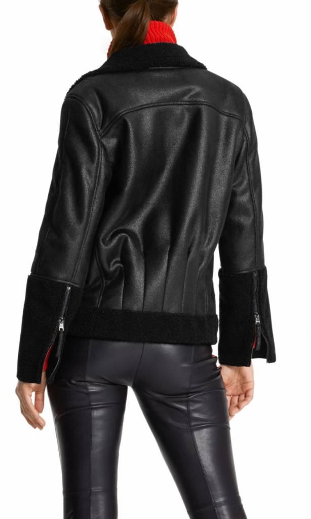 Marc Cain Sports Black Outdoorjacket KS1207