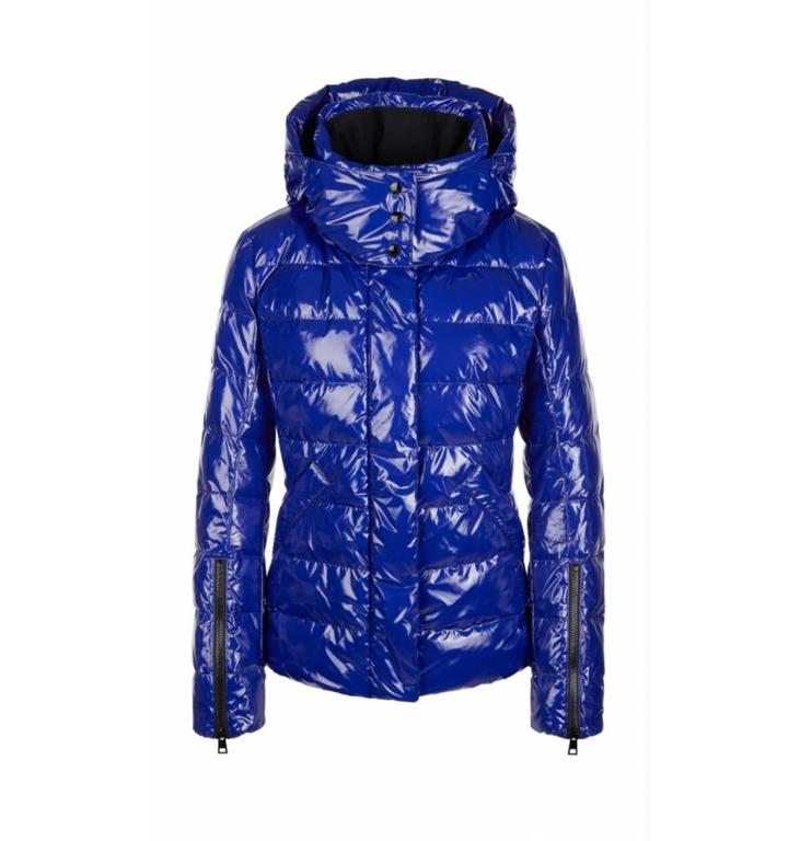 Marc Cain Marc Cain Blue Outdoorjacket KS1213