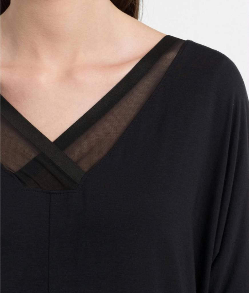 Calvin Klein Black Sleeve 000QS5780E