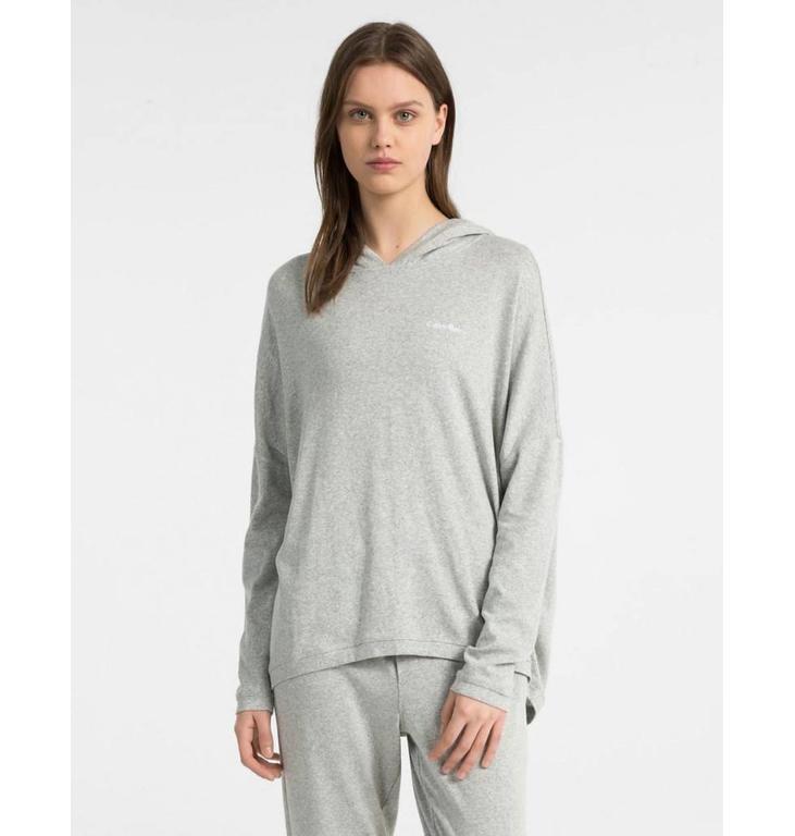 Calvin Klein Calvin Klein Grey Hoodie 000QS6120E