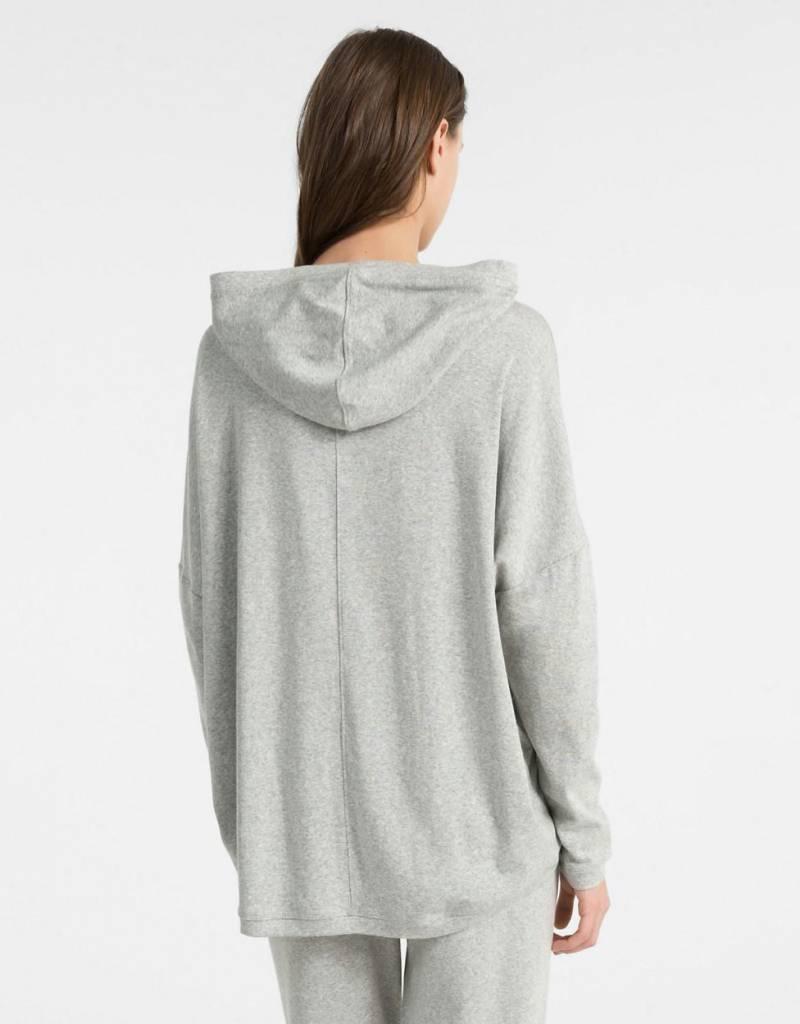 Calvin Klein Grey Hoodie 000QS6120E