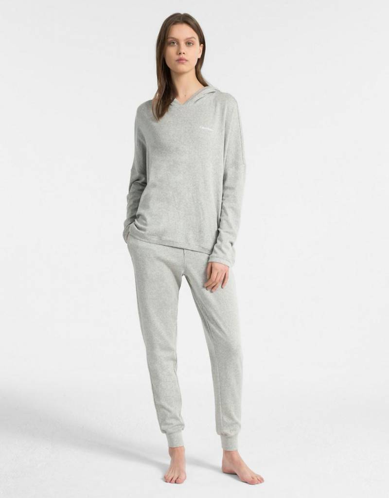 Calvin Klein Grey Jogger 000QS6121E