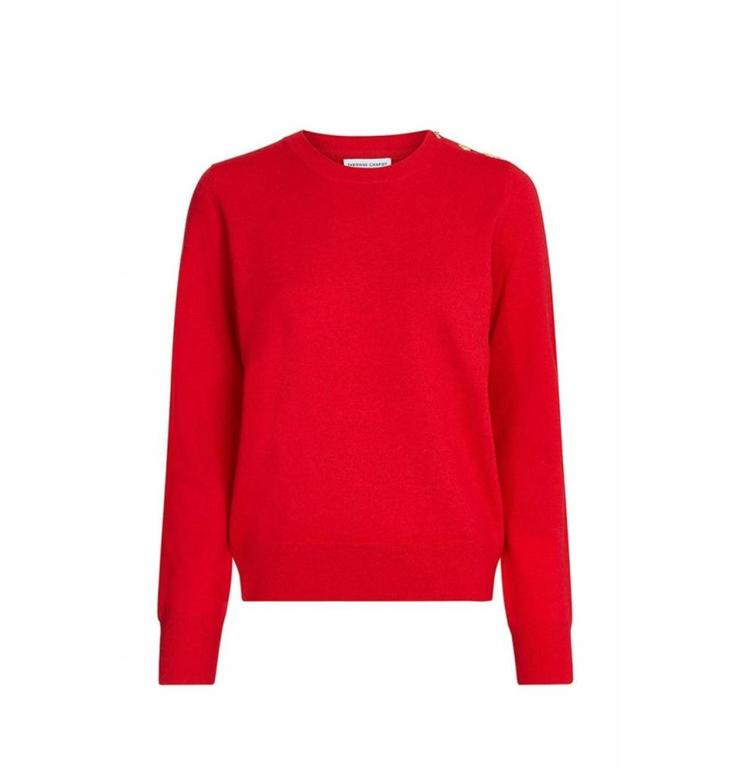 Fabienne Chapot Fabienne Chapot Red  Molly Pullover