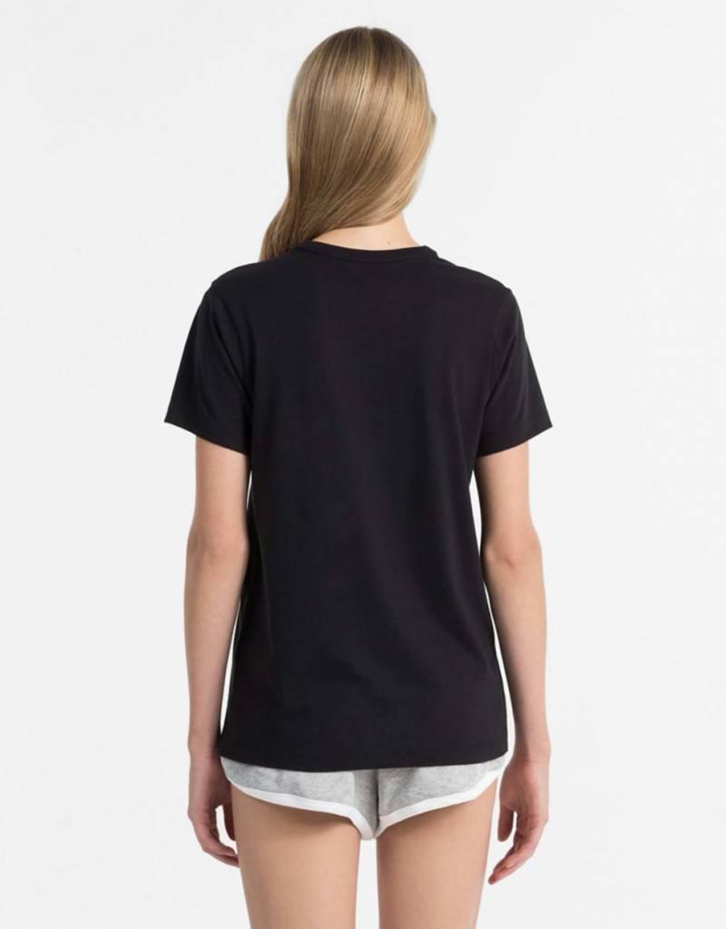 Calvin Klein Black Crew Neck QS6105