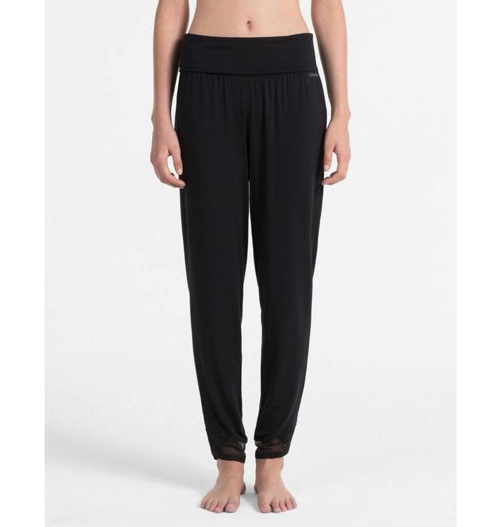Calvin Klein Calvin Klein Black Pant 000QS5781E