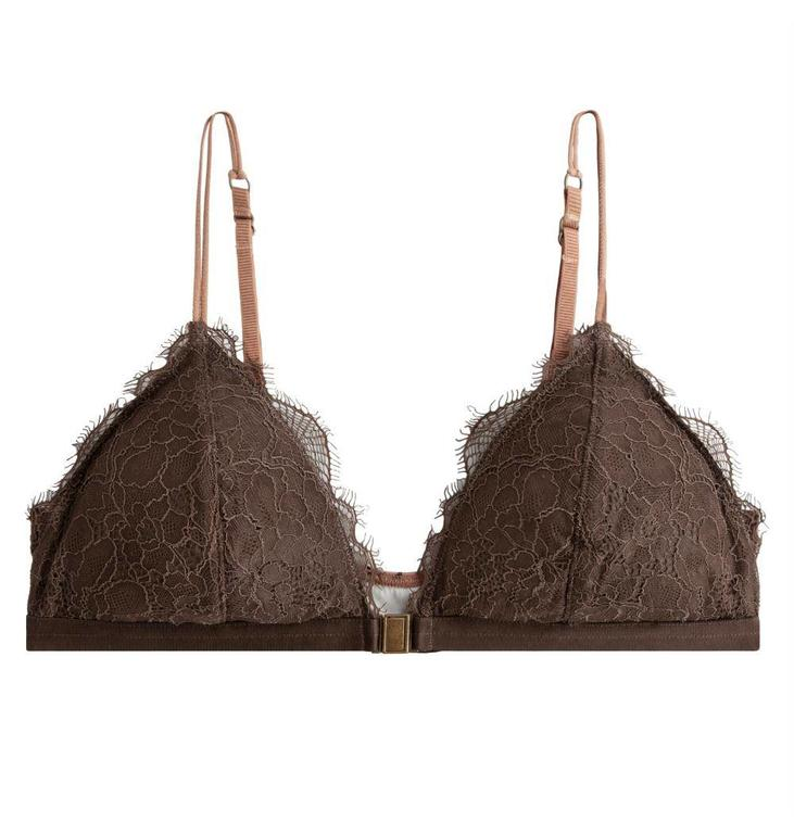 Love Stories Love Stories Brown Hazel Bralette L861014813