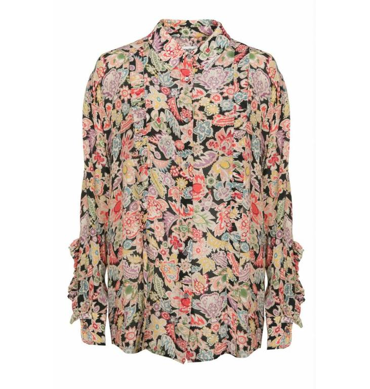 Essentiel Antwerp Essentiel Antwerp Multicolour Print Blouse Rarrow