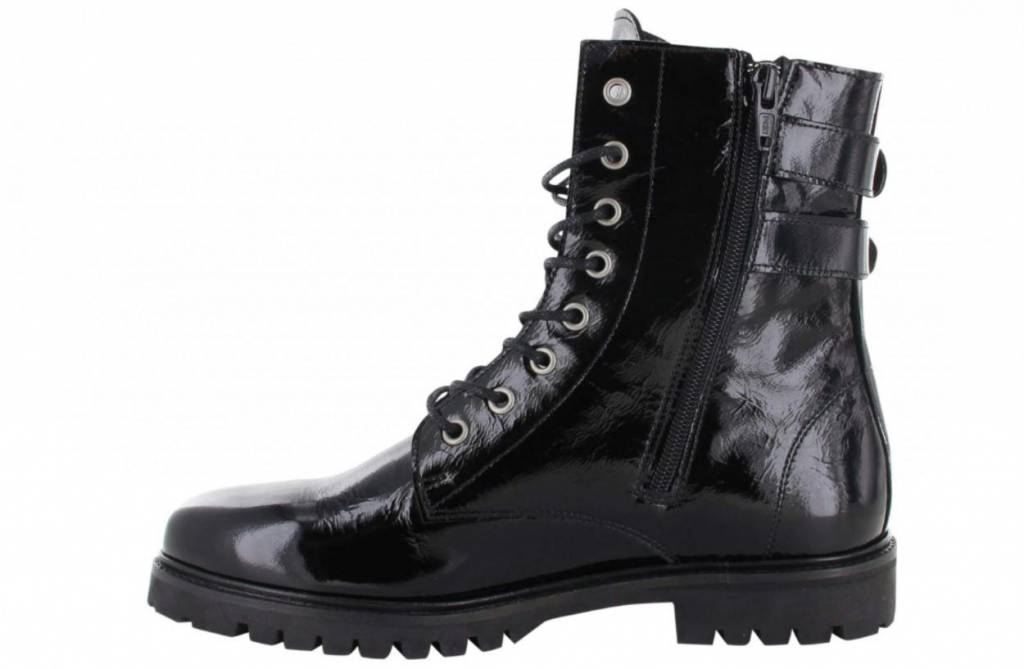 Tango Shoes Black Biker Bee 329
