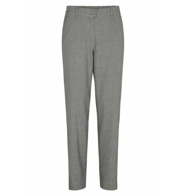 Second Female Second Female Checked Hassel Wide Trousers 51612
