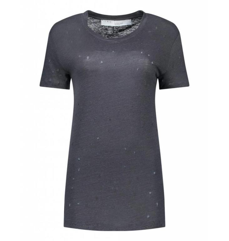 IRO IRO Dark Grey Shirt Clay