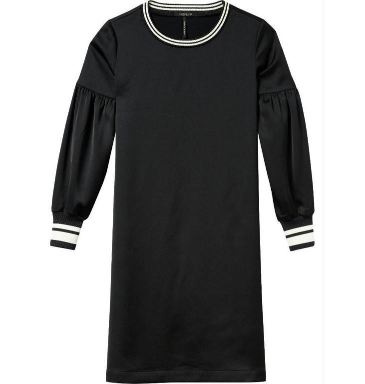 Maison Scotch Maison Scotch Black Dress 146619
