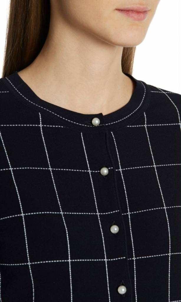 Marc Cain Collections Navy Cardigan KC3128