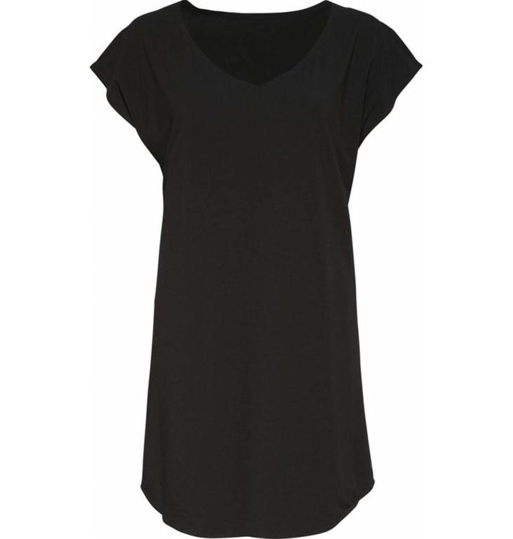 Calvin Klein Calvin Klein Black Night Shirt QS5957E