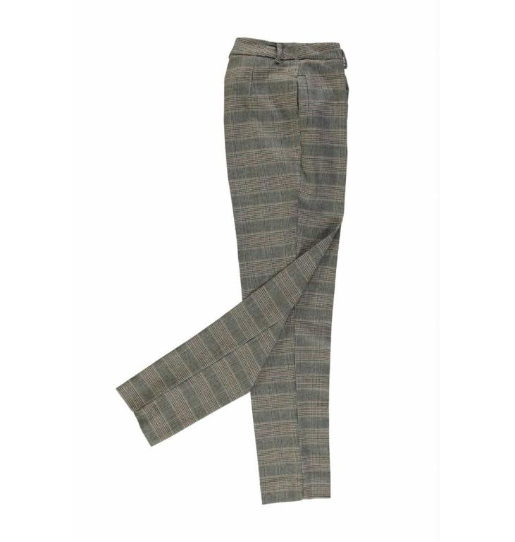 Essentiel Antwerp Essentiel Antwerp Checked Pants Radom
