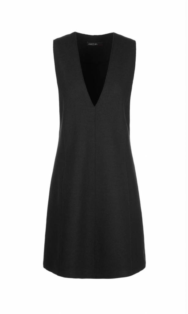 Marc Cain Black Dress KC2136