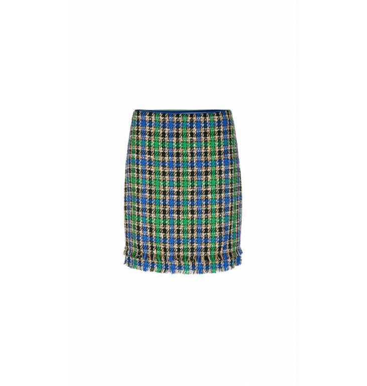 Marc Cain Collections Marc Cain Collections Tweed Skirt LC7130