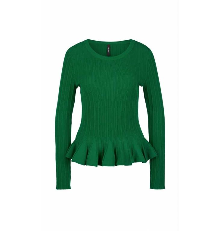 Marc Cain Collections Marc Cain Collections Green Sweater LC4101