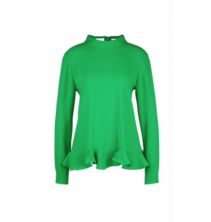 Marc Cain Marc Cain Green Blouse LC5105