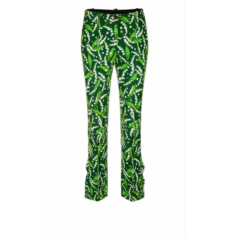 Marc Cain Marc Cain Green Pant LC8109