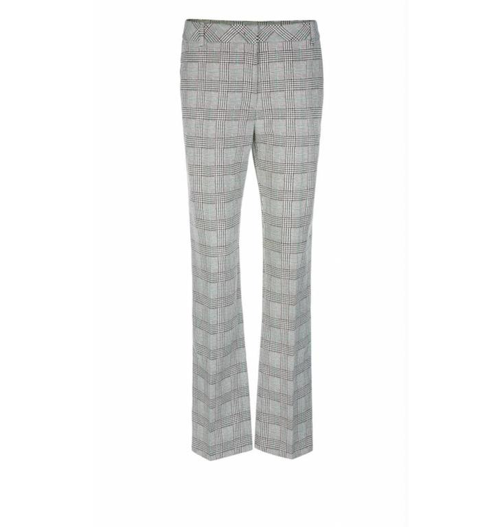 Marc Cain Marc Cain Checked Pants LC8144