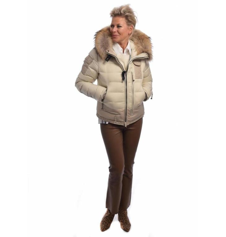 Parajumpers Parajumpers Champagne Ski Coat Master ML31