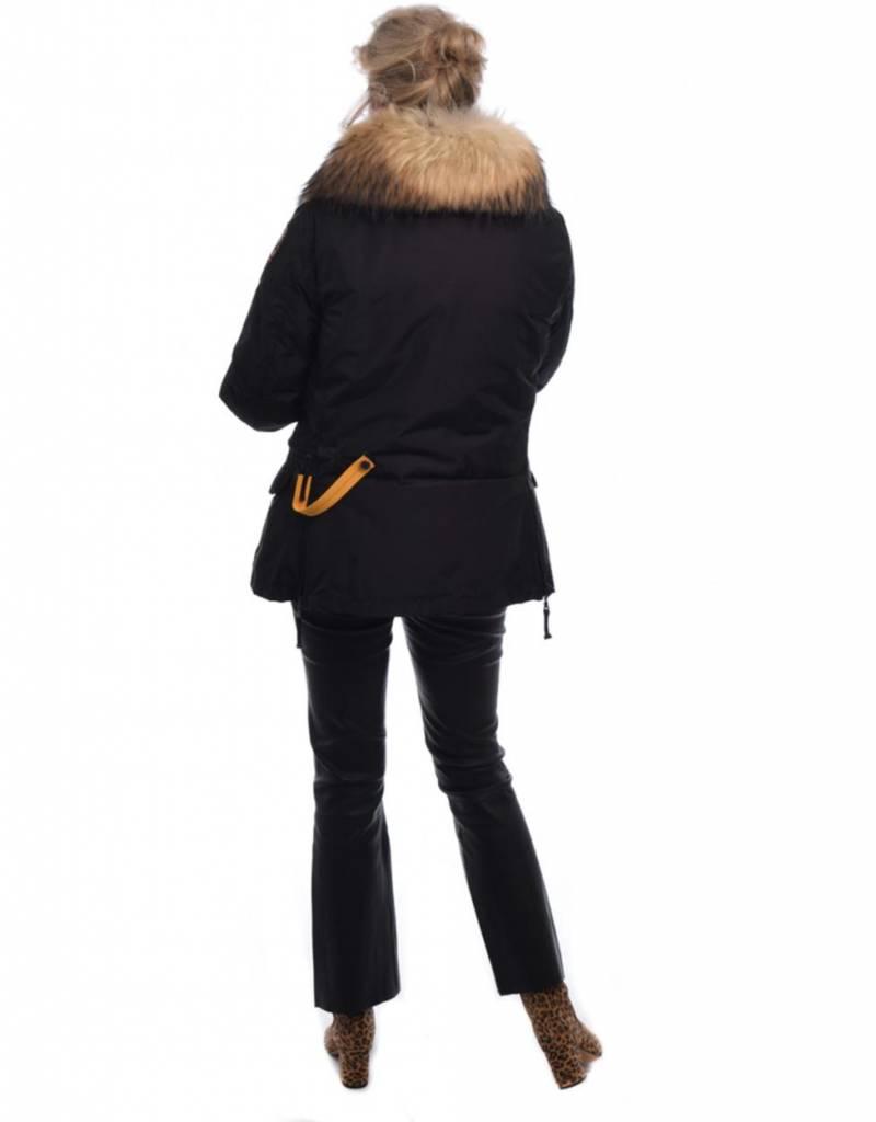 Parajumpers Black Jacket DENALI MA34