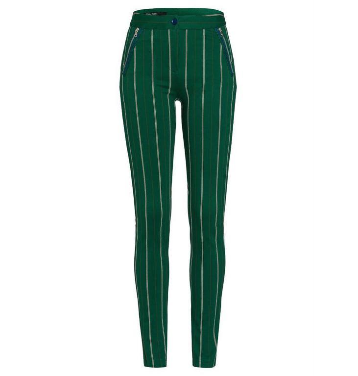 Marc Aurel Marc Aurel Green Pantalon 1148