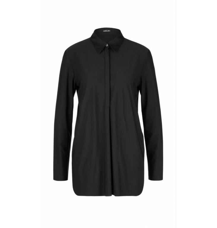 Marc Cain Collections Marc Cain Collections Black Blouse LC5201