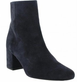 Tango Shoes Tango Shoes Navy Ankle Boot Ella Block 1
