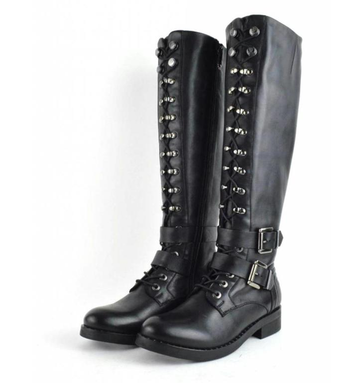 Marc Cain Marc Cain Black Boot KBSA15