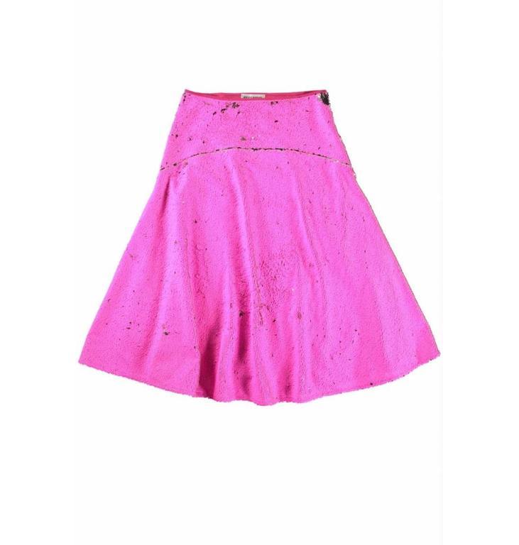 Essentiel Antwerp Essentiel Antwerp Pink Skirt Salute