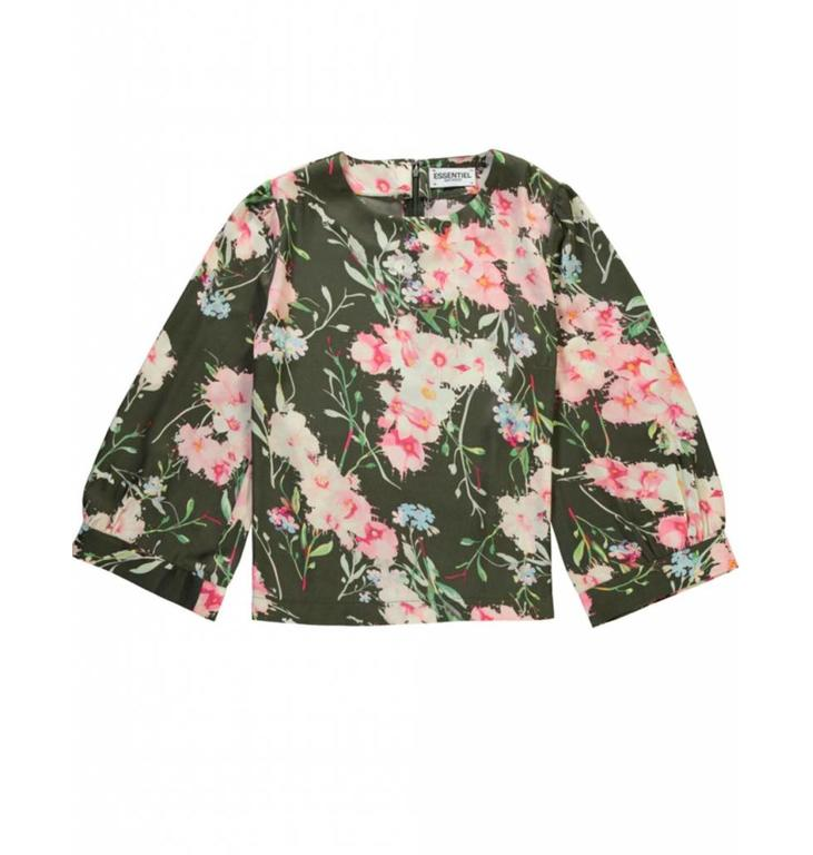 Essentiel Antwerp Essentiel Antwerp Floral Blouse Saad