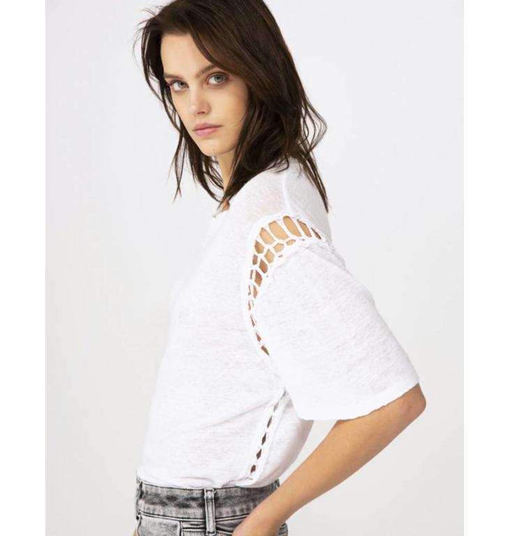 IRO IRO White Shirt Valiant