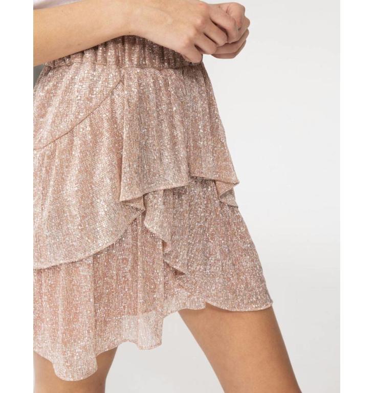 IRO IRO Pink Skirt Huge
