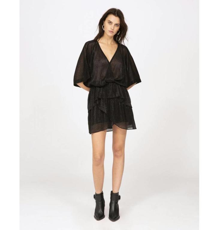 IRO IRO Black Dress Wide