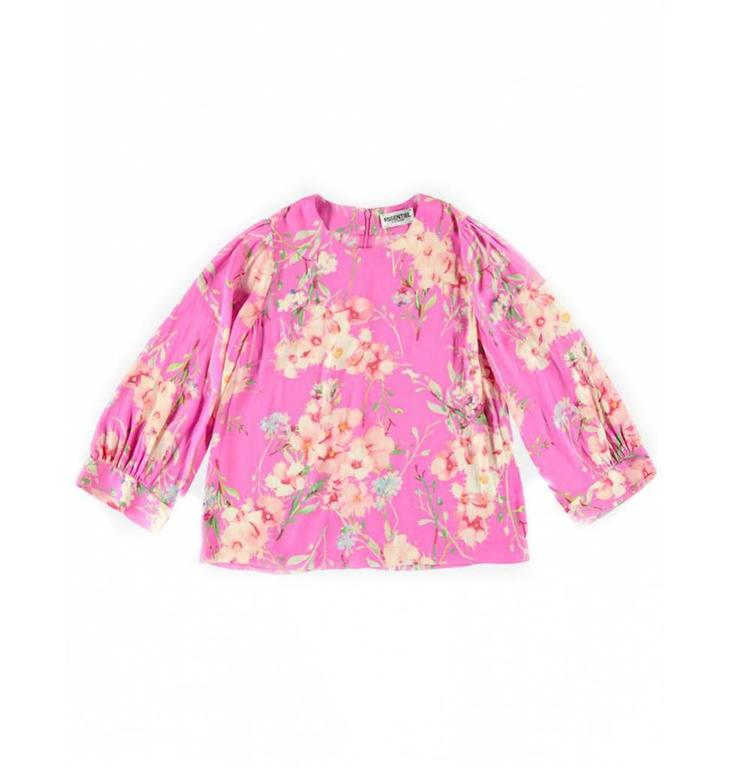Essentiel Antwerp Essentiel Antwerp Pink Blouse Saad