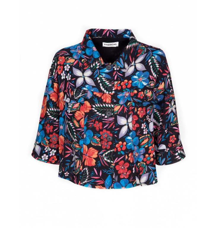 Essentiel Antwerp Essentiel Antwerp Floral Jacket Saving