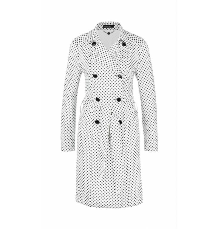 Marc Cain Marc Cain White Coat LC1107