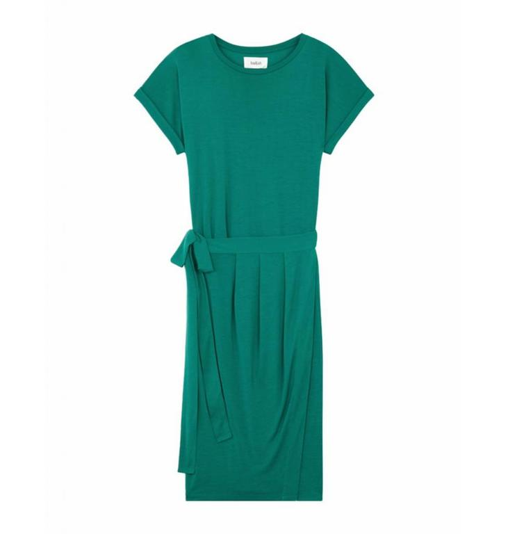 Ba&sh Ba&sh Green Dress Lea