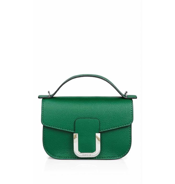 Marc Cain Marc Cain Green Shoulderbag LBTI53