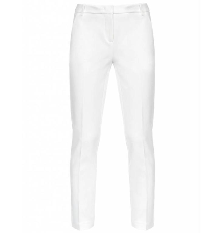 Pinko Pinko White Pantalon Bello66