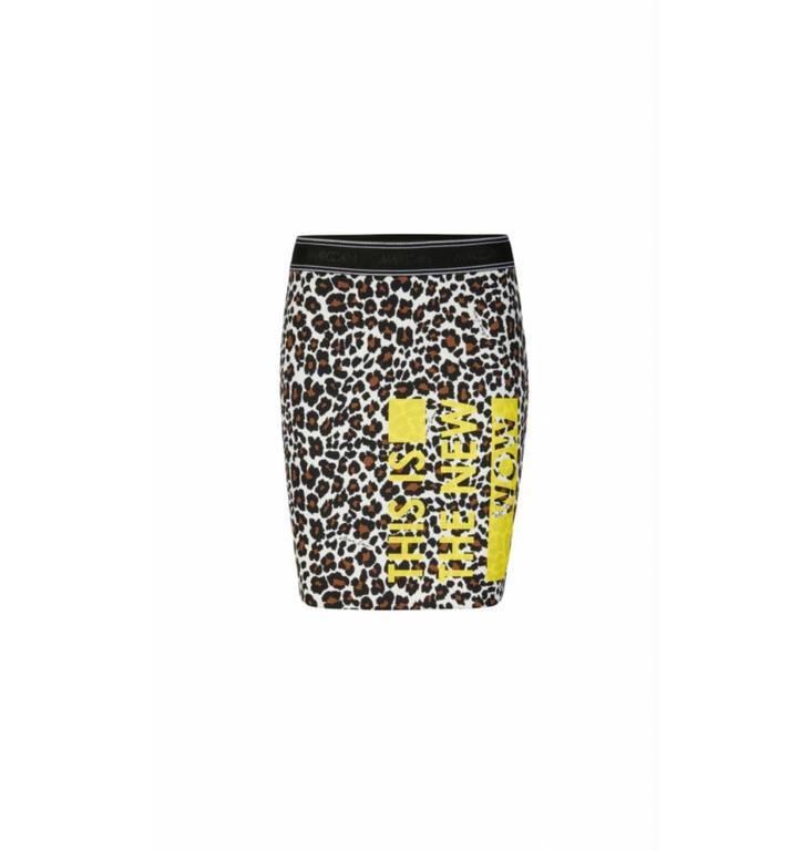 Marc Cain Marc Cain Leopard Skirt LS7109