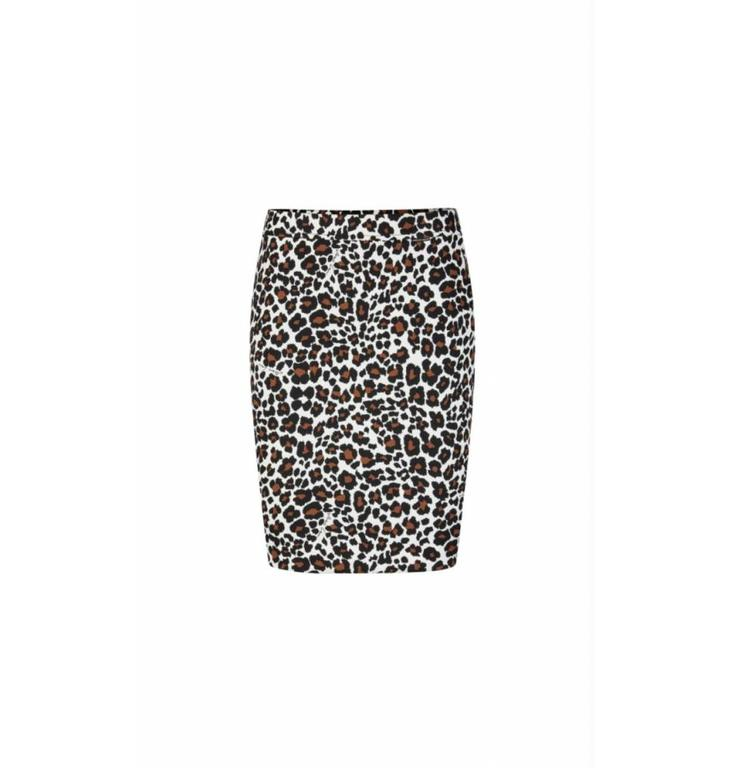 Marc Cain Marc Cain Leopard Skirt LS7177