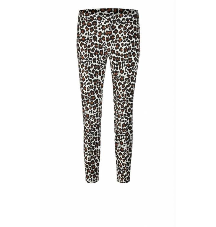 Marc Cain Marc Cain Leopard Pantalon LS8127
