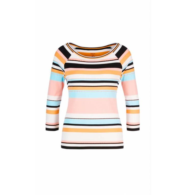 Marc Cain Marc Cain Striped Top LC4137